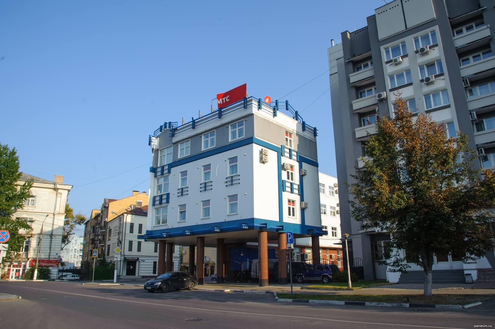 Офис МТС